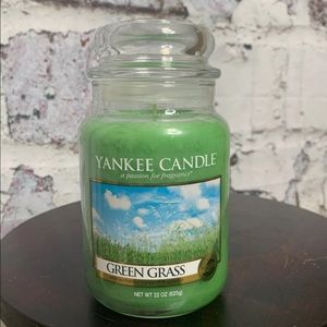Yankee candle 22 ounce Green Grass
